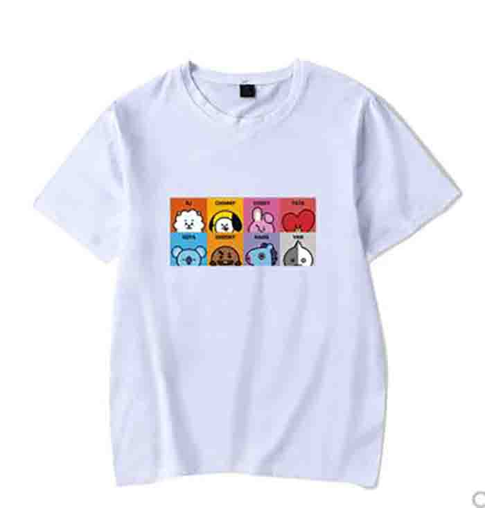 BT21 Cartoon T-Shirt