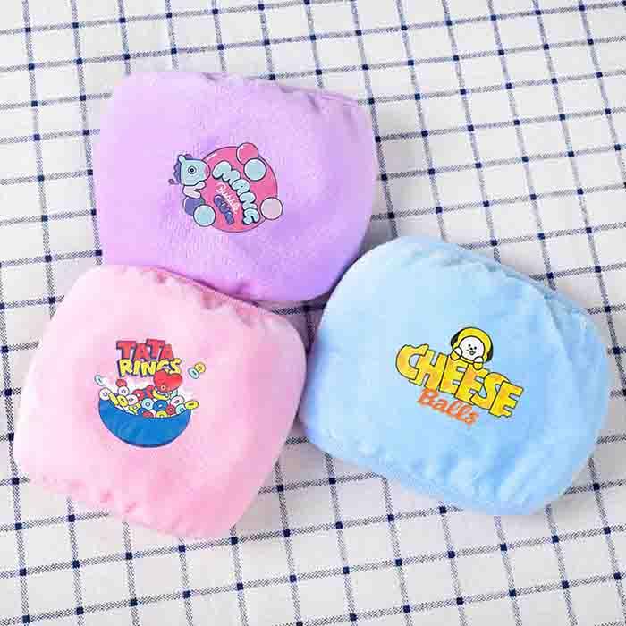 BT21 Cute Plush Mouth Masks