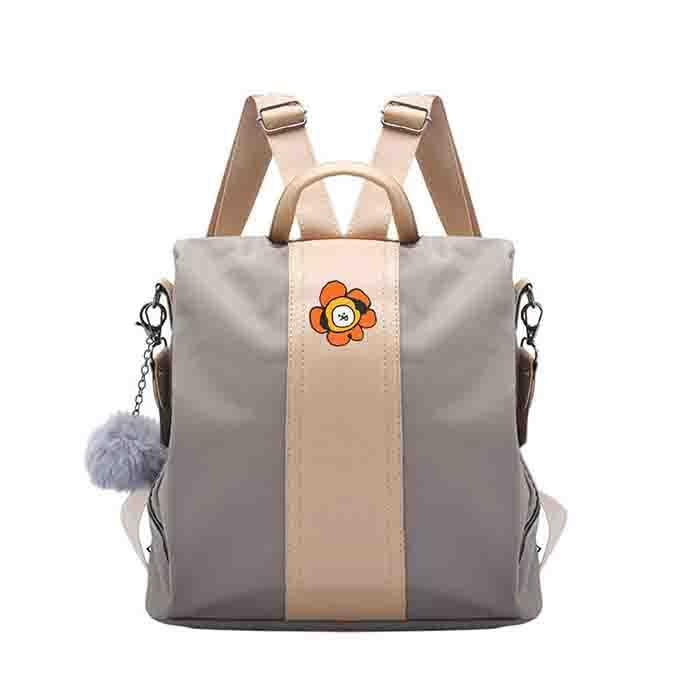 BT21 Flower Backpack