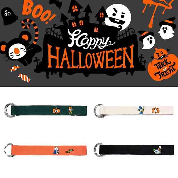 BT21 Halloween Double Buckle Belt