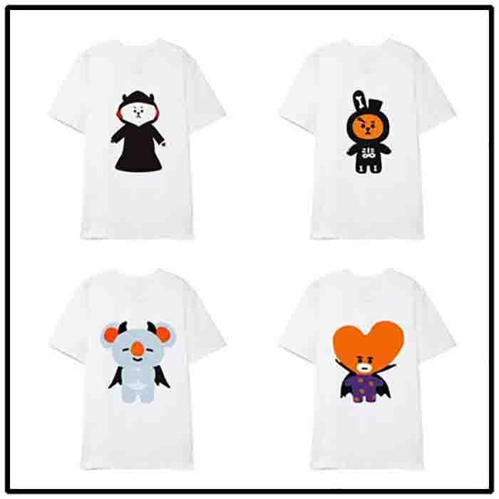 BT21 Halloween T-shirt
