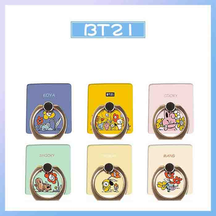 BT21 Phone Ring