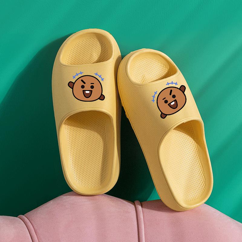 BT21 Soft Slippers