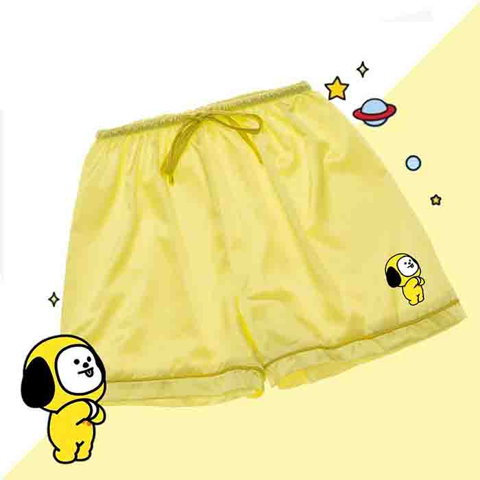 BT21 Loose Casual Shorts