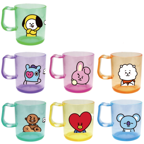 BT21 X Brushing cup