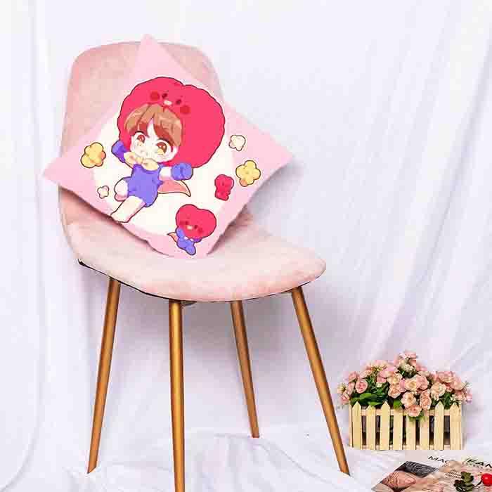 BT21 X BTS Pillow