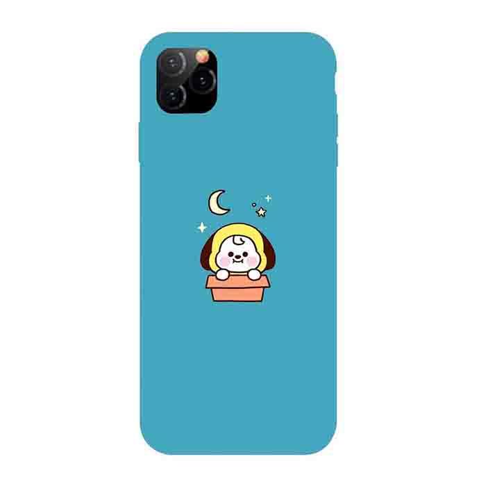BT21 X Cartoon Phone Case