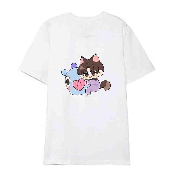 BT21 X CARTOON T-Shirt