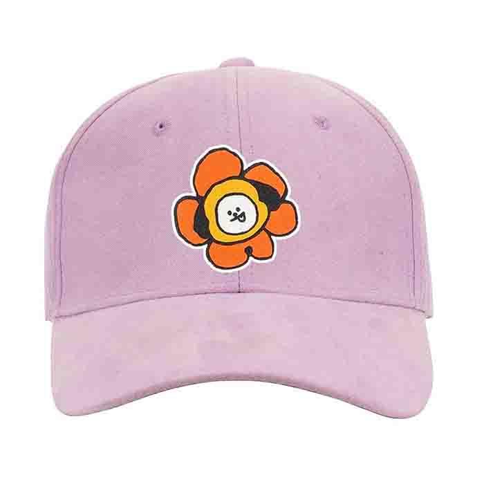 BT21 X Flower Cap
