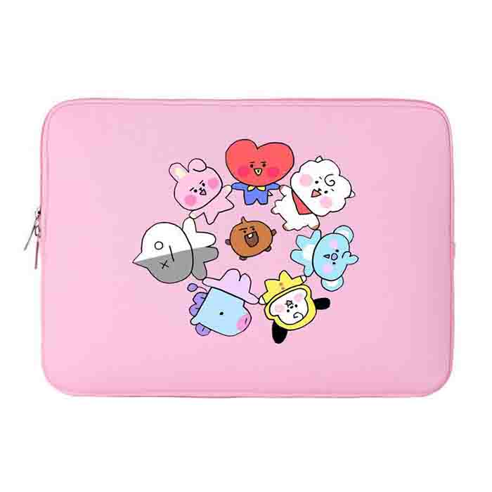 BT21 X Laptop Case
