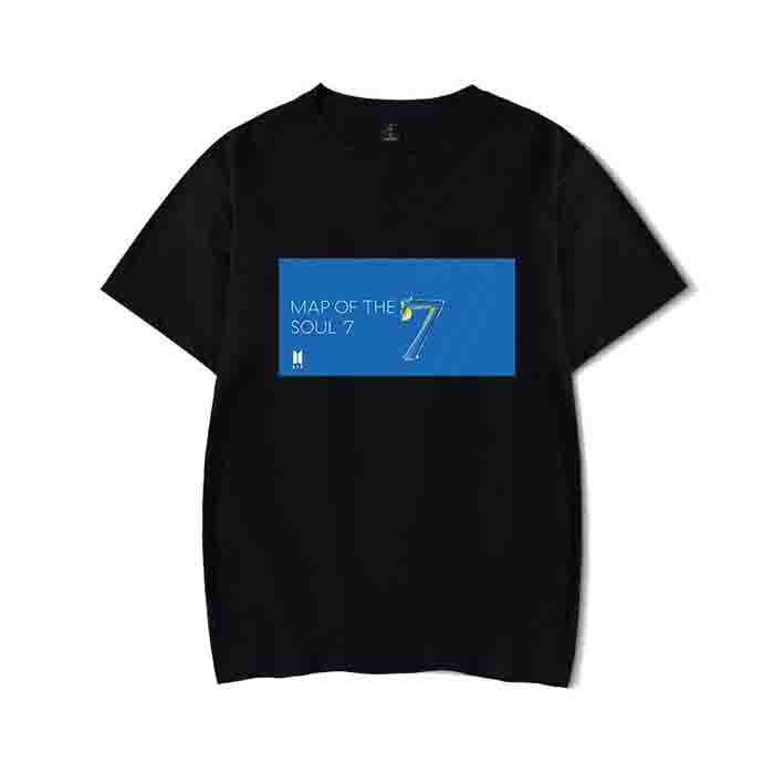 BT21 X Map Of The Soul: 7 T-Shirt