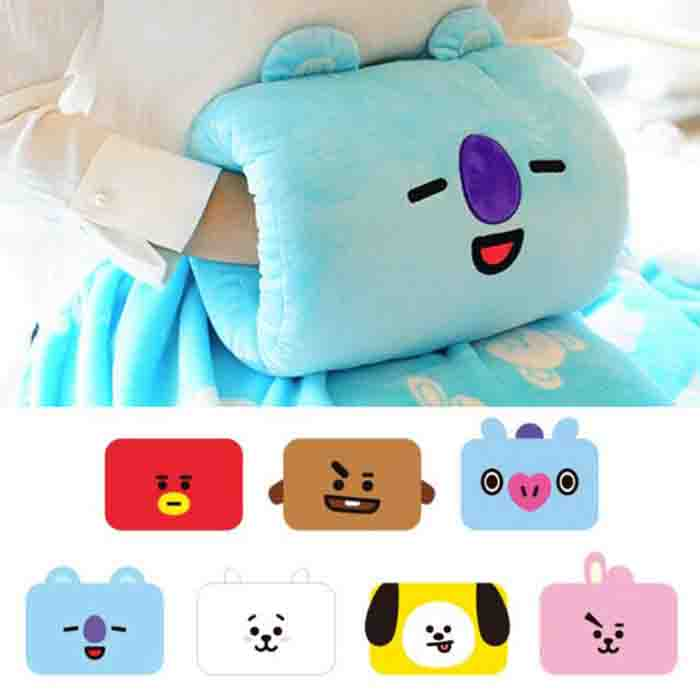 BT21 X Nap pillow