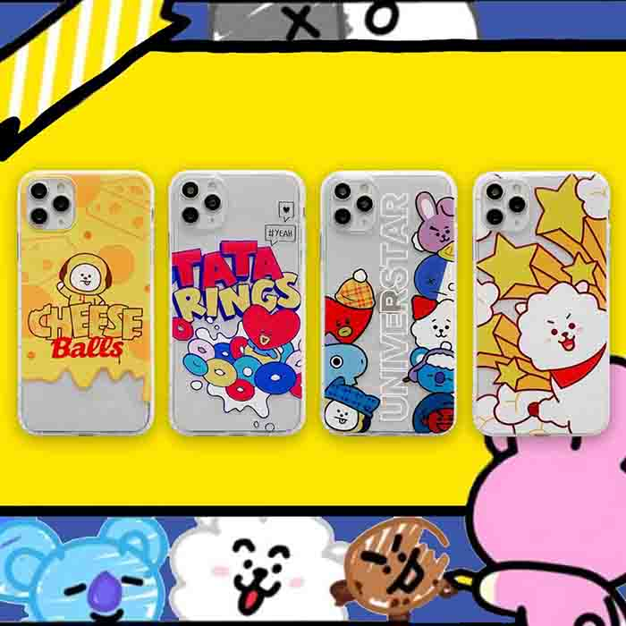 BT21 X Phone Case