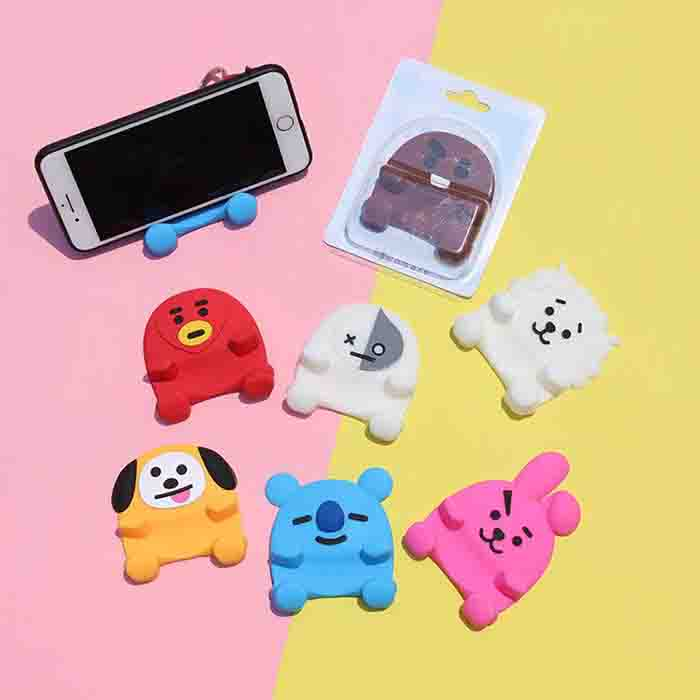 BT21 X PHONE HOLDER