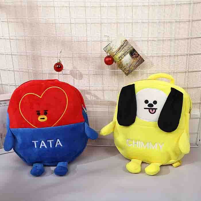 BT21 X Plush backpack