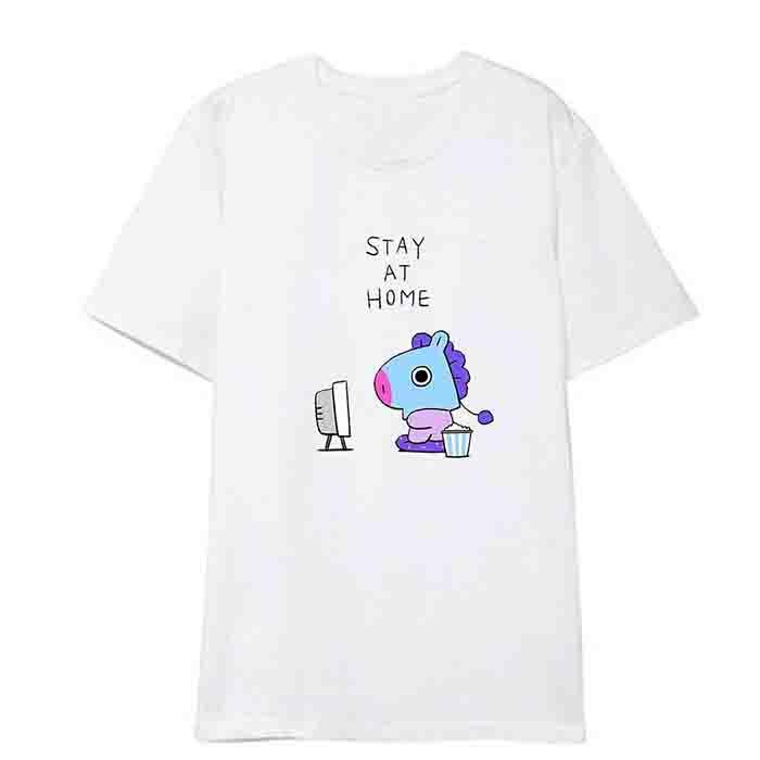 BT21 X Short Sleeve T-shirt