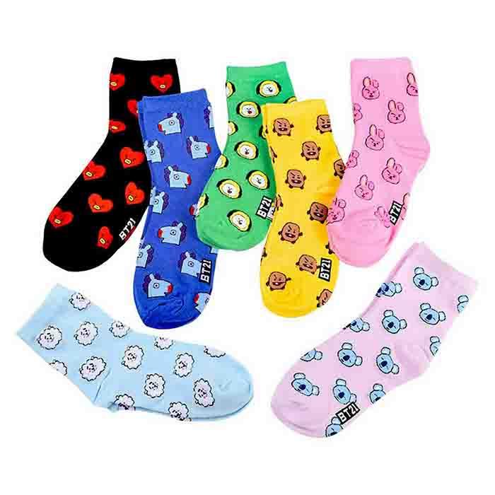 BT21 X Socks