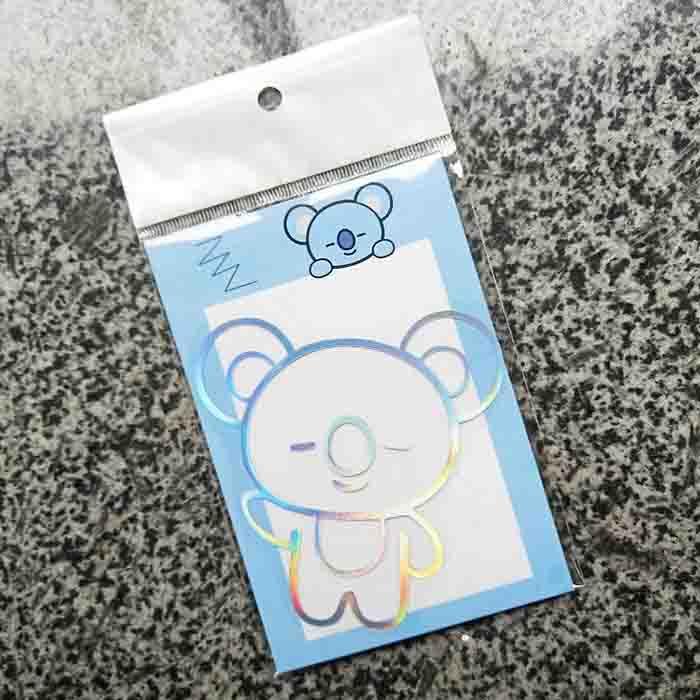 BT21 X Stickers