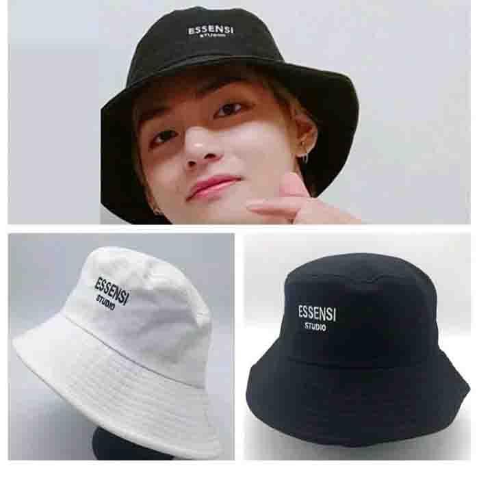 BTS X Taehyung ESSENSI Fisherman Hat