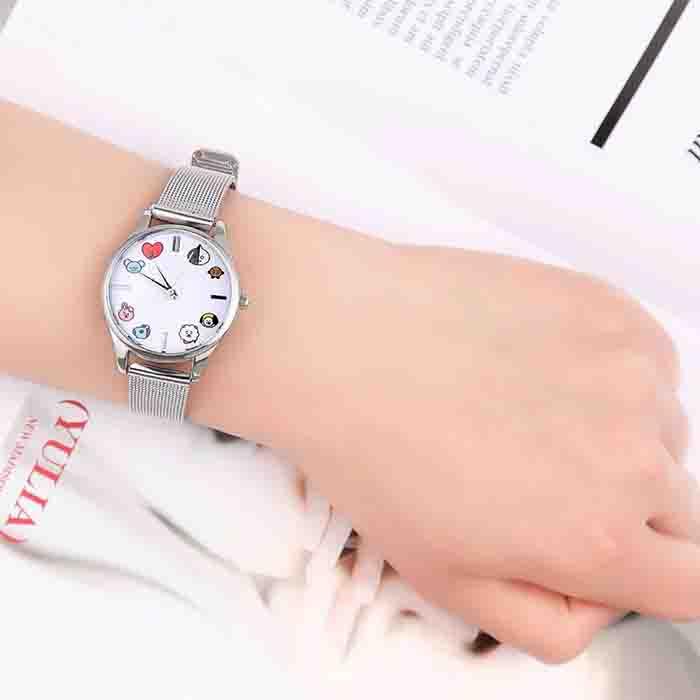 BT21 X Wrist Watches