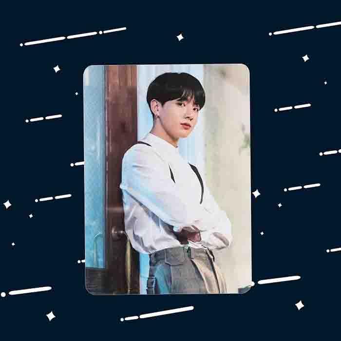 BTS 2019 5TH MUSTER Lomo Card