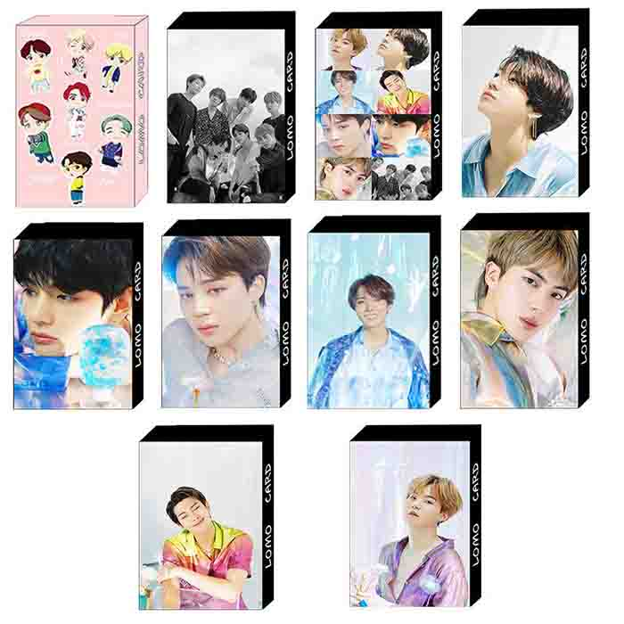 BTS 2020 LOMO Card