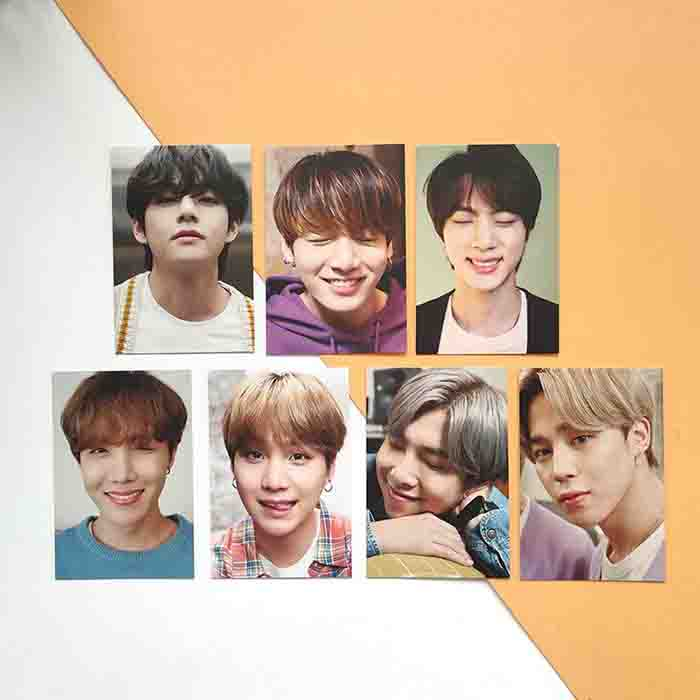 BTS 5th FESTA Postcard