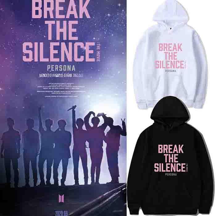 BTS BREAK THE SILENCE Hoodie