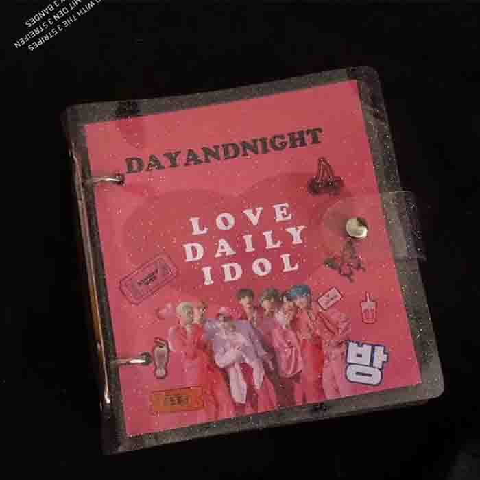 BTS Card Book