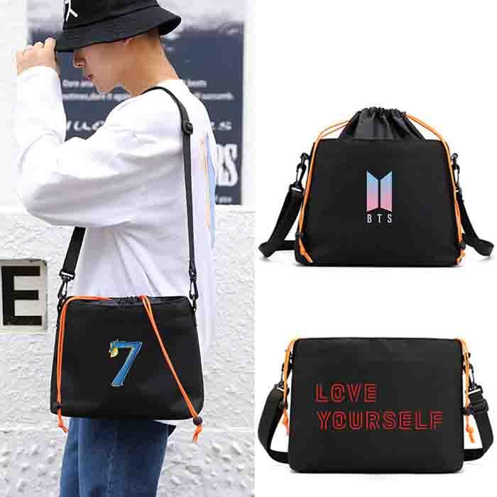 BTS Crossbody bag