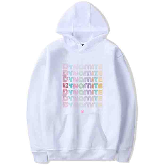 BTS Dynamite Hoodie