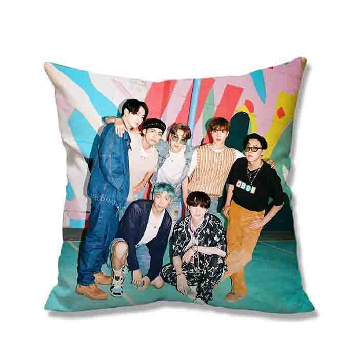 BTS Dynamite Pillow