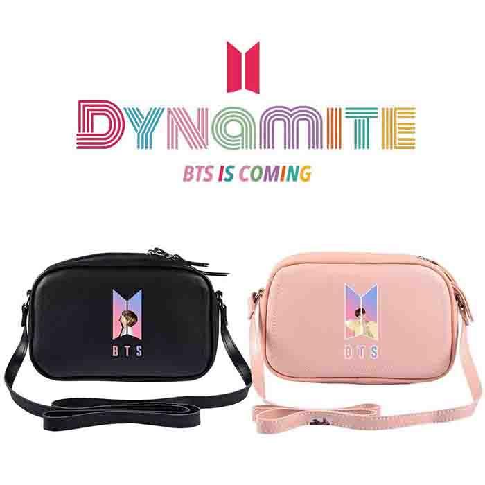 BTS Dynamite Small Square Bag