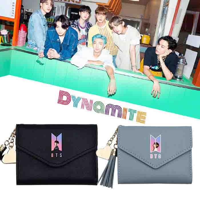 BTS Dynamite Wallet