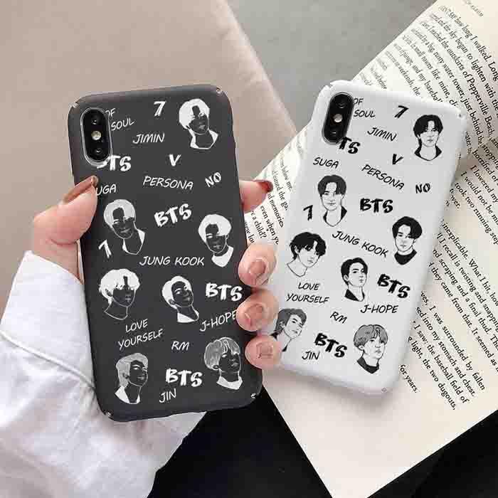 BTS iPhone Case