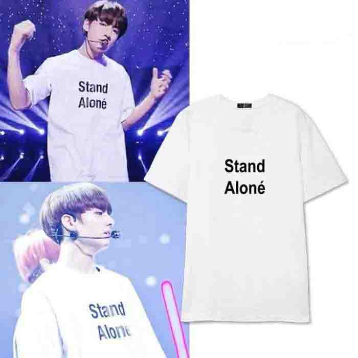 BTS Jungkook Stand Alone T-shirt