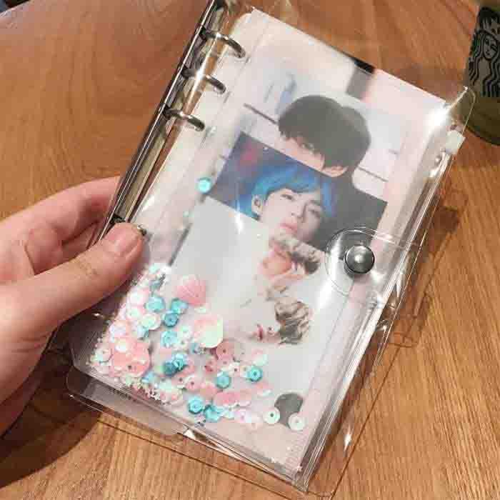 BTS Kim Tae Hyung A6 Diary Book