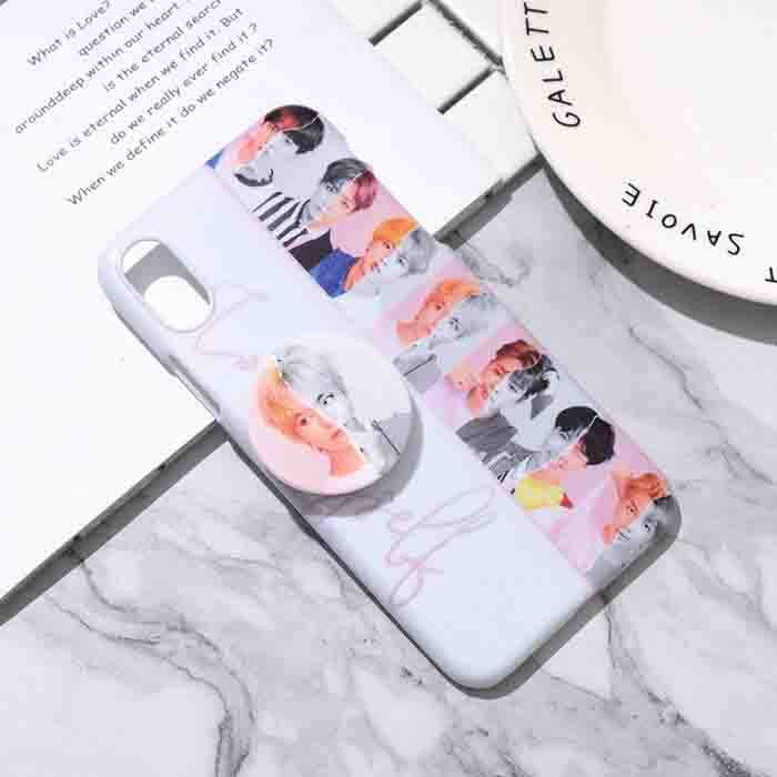 BTS LOVE MYSELF Phone Case Version 1