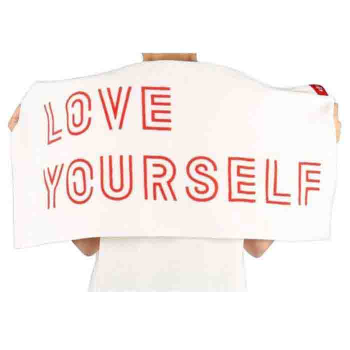 BTS Love Yourself World Tour Towel