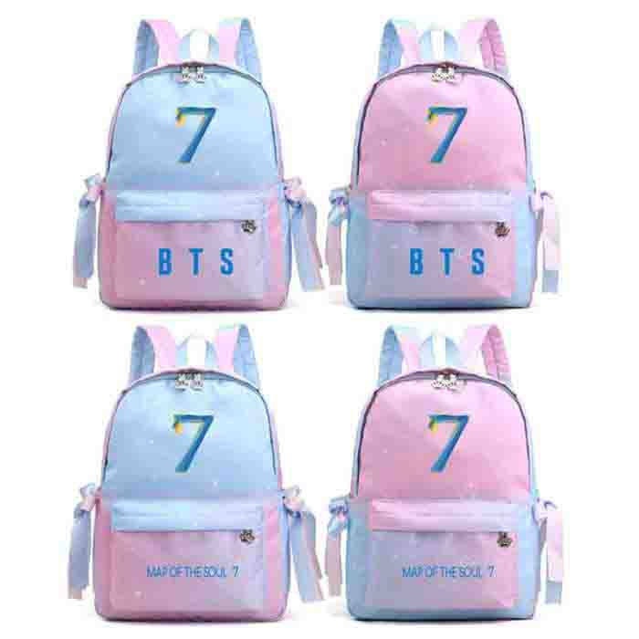 BTS Map Of The Soul: 7 Pastel Backpack