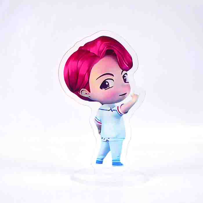 BTS Pop Up Character Stand
