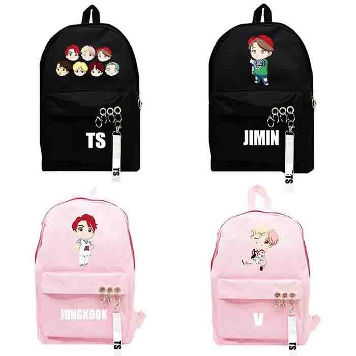 BTS POP UP Streamer Backpack