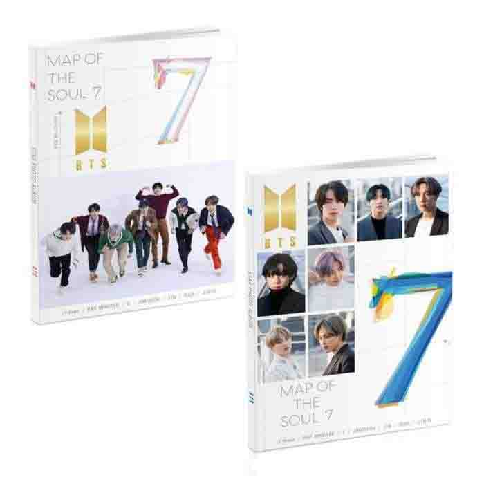 BTS Special Edition Album Photobook