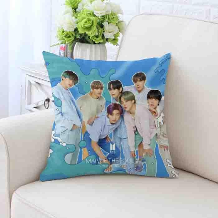 BTS THE JOURNEY Pillow