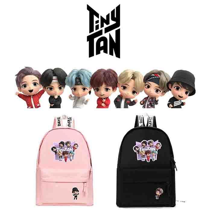 BTS TinyTAN Backpack