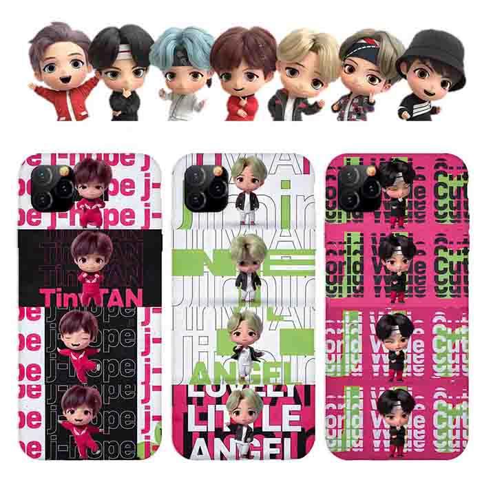 BTS TinyTAN iPhone Case