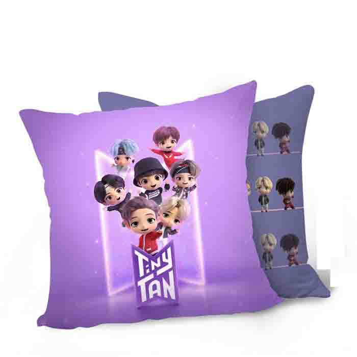 BTS TinyTAN Pillow