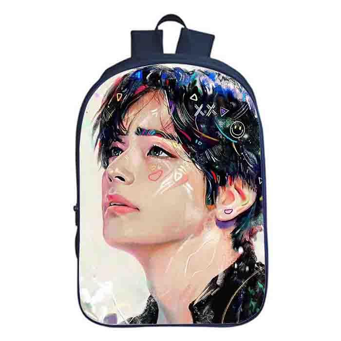 BTS X 3D Backpack