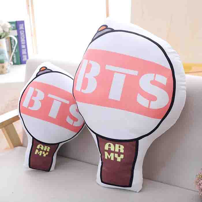 BTS X ARMY BOMB DESIGN CUSHION