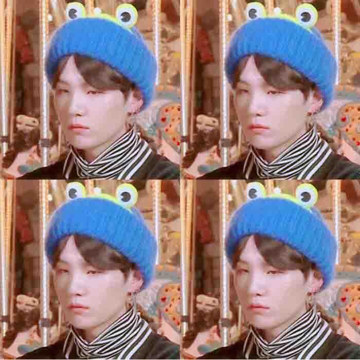 BTS X Cartoon Headband